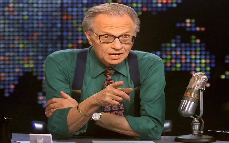Legend of Larry King: His career triumphs and missteps