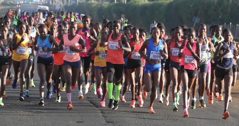 Let's get ready for the Eldoret City Marathon