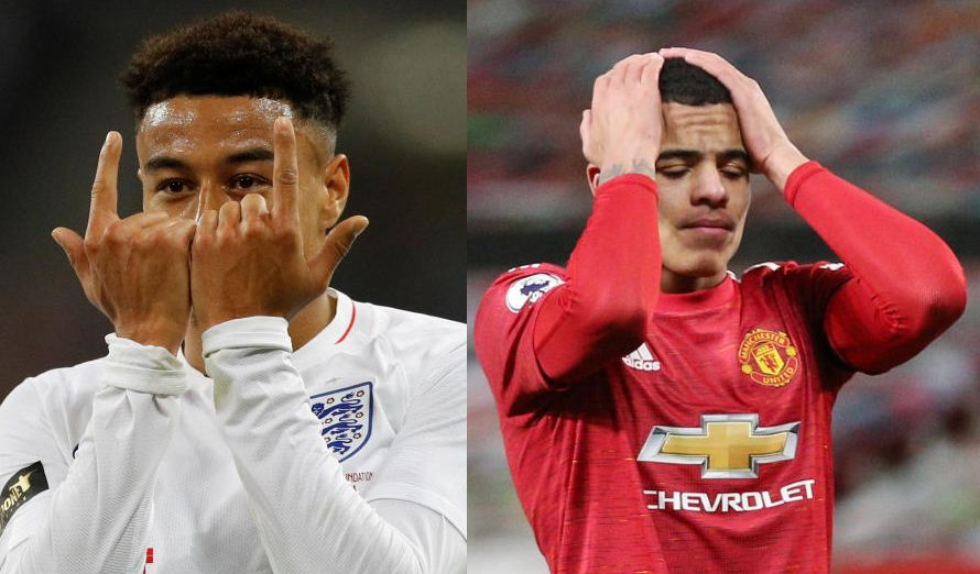 Lingard among six dropped by England from final Euro squad