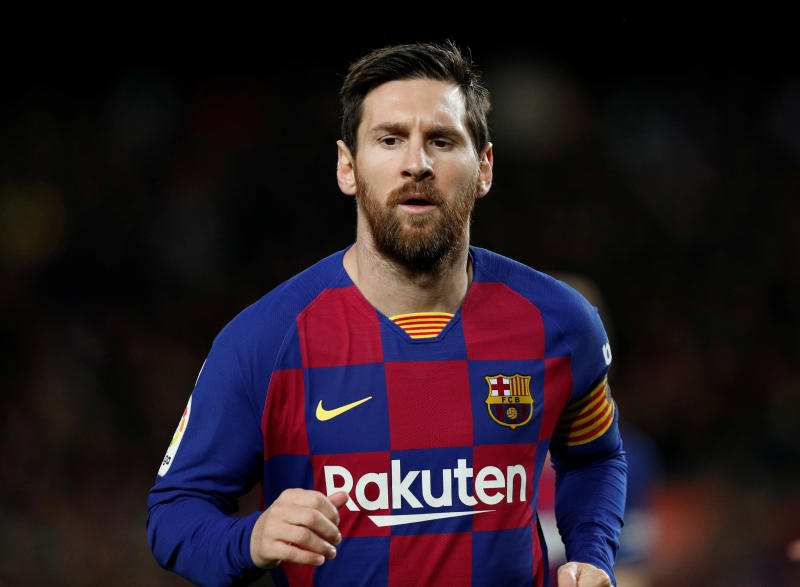 Lionel Messi's Barcelona release clause has now expired