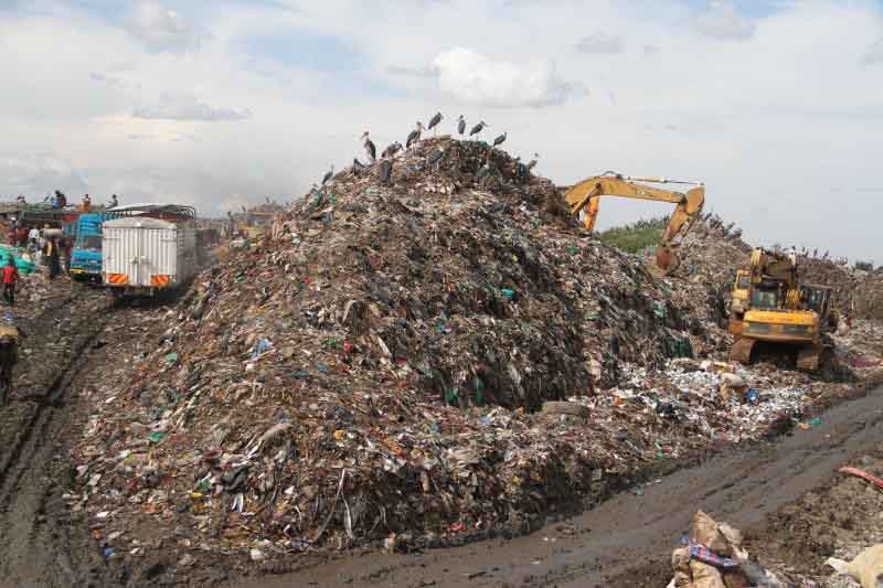 Low budgets cited for poor disposal of waste