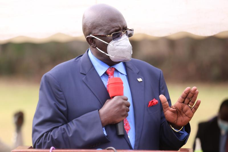 Magoha tells varsities to stop offering 'copy-cat' courses to students