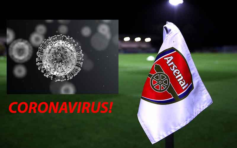 Major football clubs worldwide affected by coronavirus