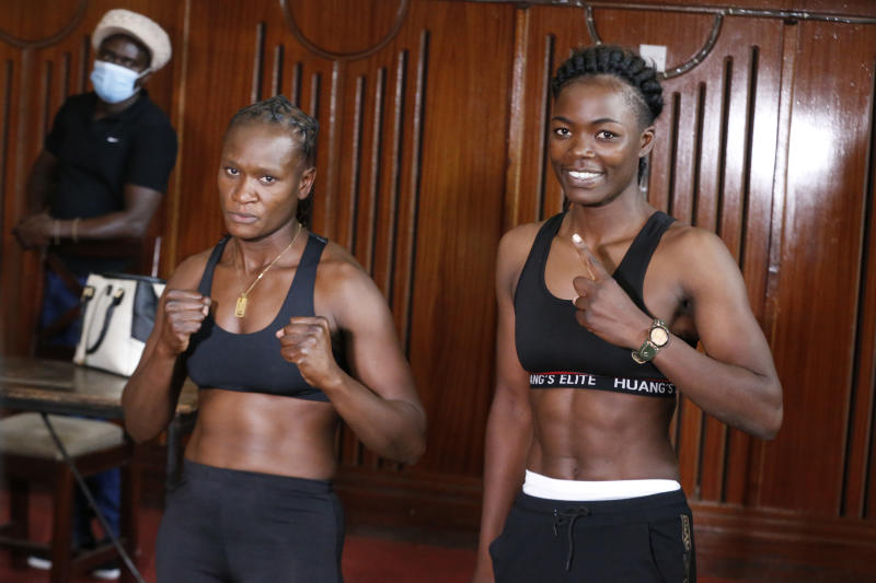 Malawian boxer Basheel: I have not come here to joke, the belt is going to Malawi