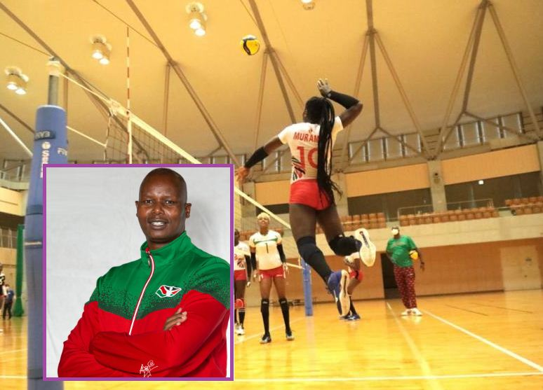 Bitok in full of praise for training conditions at Team Kenya's pre-Olympics training camp