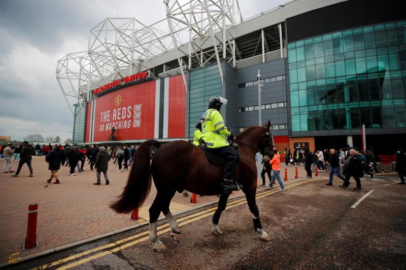 Man United preparing for more fan demonstrations