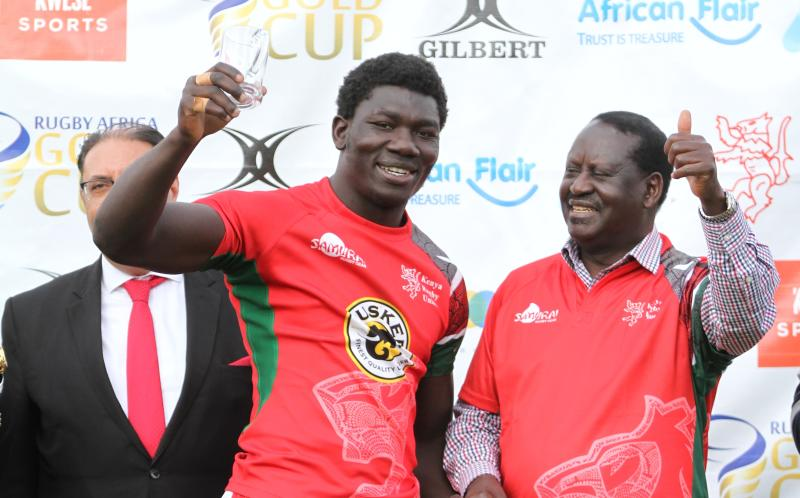 Martin Owila: My love for rugby, the gospel and youth mentorship