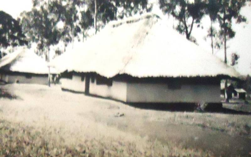 Maseno School where sons of African chiefs schooled