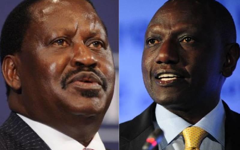 Mashujaa Day: Raila presses reggae button as Ruto calls for dialogue