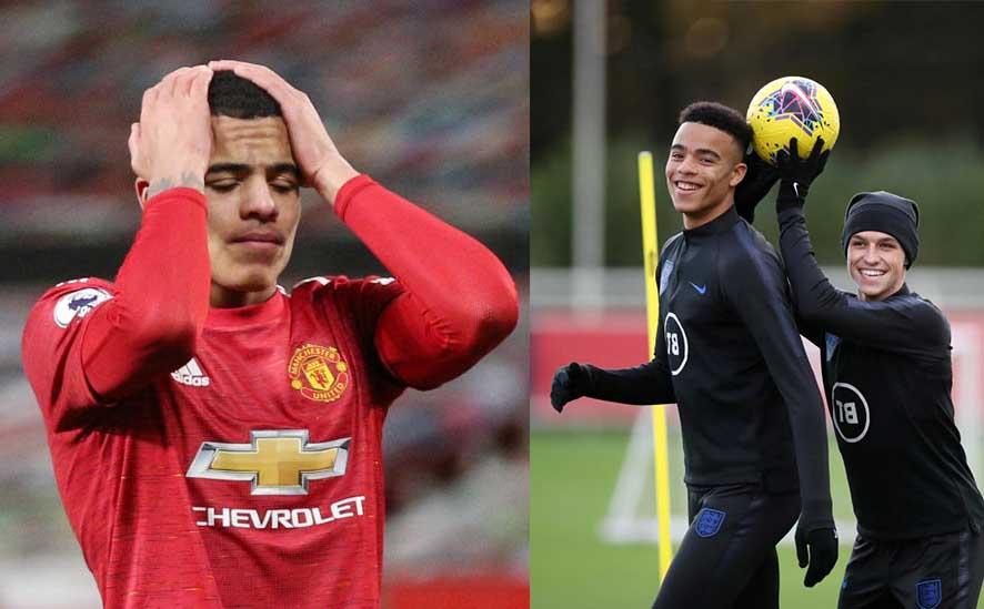 Mason Greenwood set to miss out on England Euro squad
