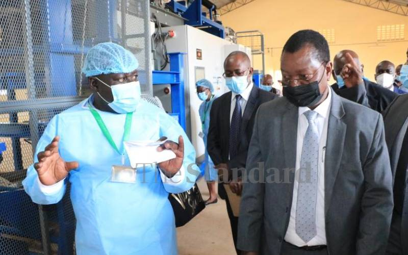 Medical waste management plant to save county Sh32m every year