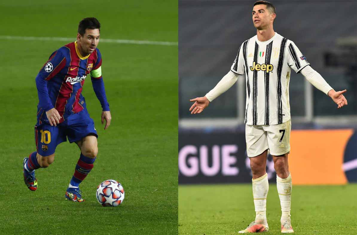 Messi confirms where he has gained upper hand over Ronaldo