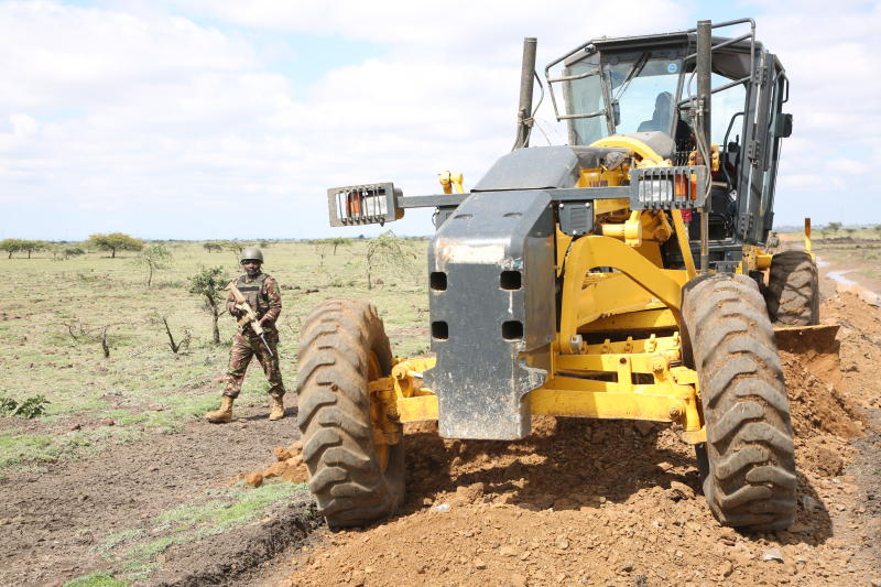 Military steps in to bring peace in volatile Laikipia and Baringo