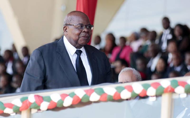 Mkapa's simplicity in private and public life set him apart
