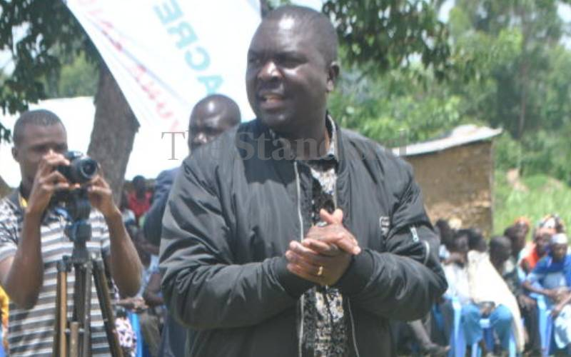 MP tells leaders to keep off Masinde Muliro University VC hiring