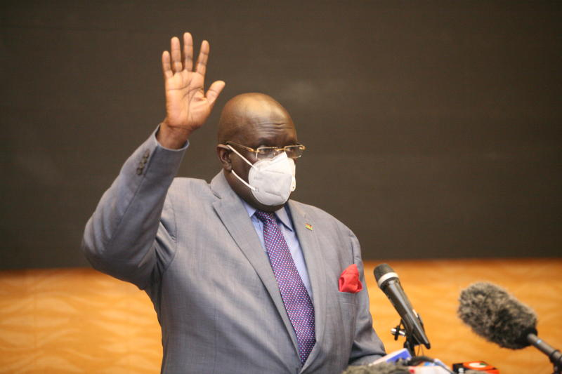 MPs angered by CS Magoha's decision on school buses