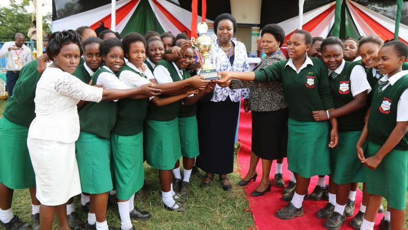 Mulango Girls: Where students enjoyed inspiring sermons from the chaplain