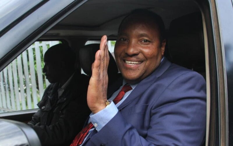 Mwananchi Credit goes after Waititu's vehicles