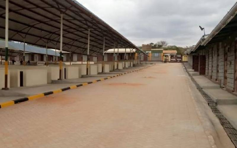 Mwatate town that was 'frozen in time' takes a leap forward