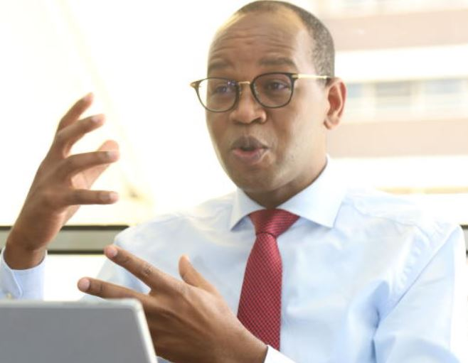 My deal with Collymore that minted big cash for KCB