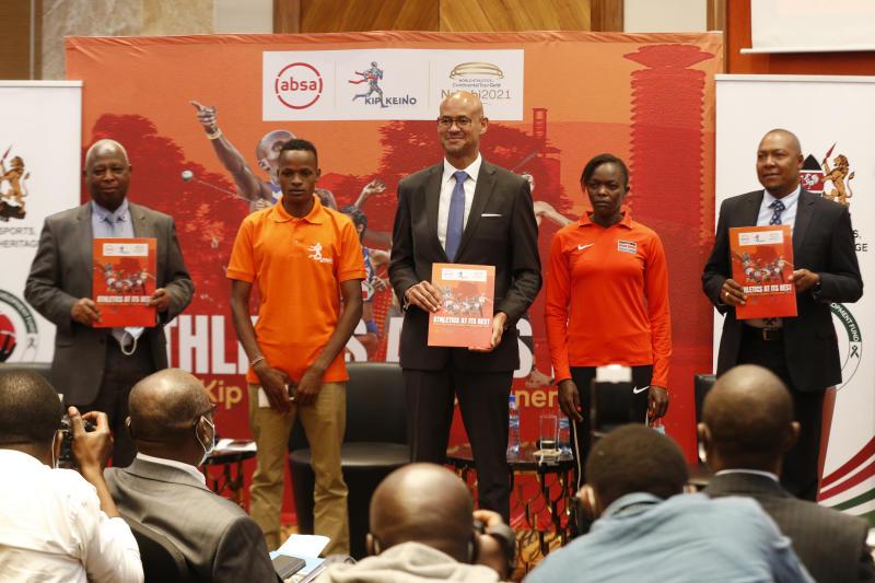 Nairobi gets ready for Kip Keino Classic action