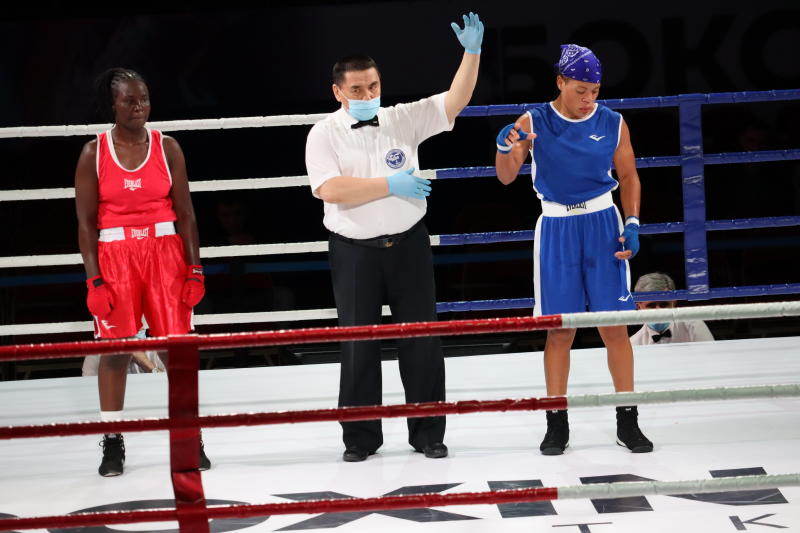 National welterweight champion Akinyi determined to win medal at 2020 Tokyo Olympics