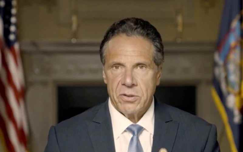 New York Governor Cuomo resigns after sexual harassment findings