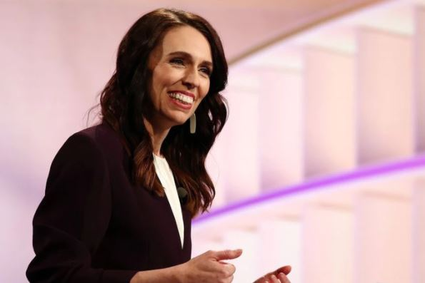 New Zealand PM Ardern to take first dose of COVID-19 vaccine next week