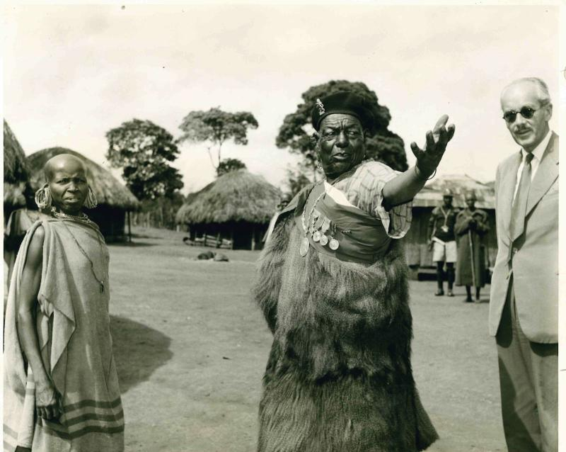 Njiiri: The witty senior chief behind school named after him