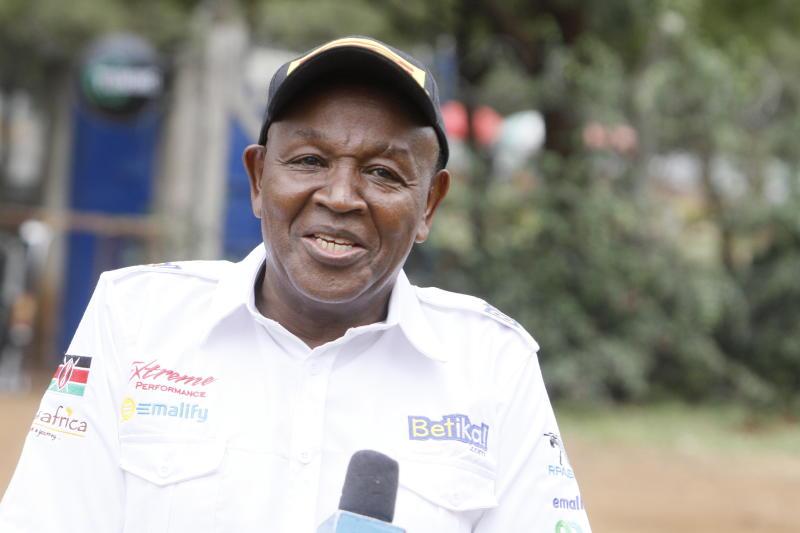 Njiru welcomes Uhuru's announcement that Kenya to continue hosting WRC Safari Rally until 2026