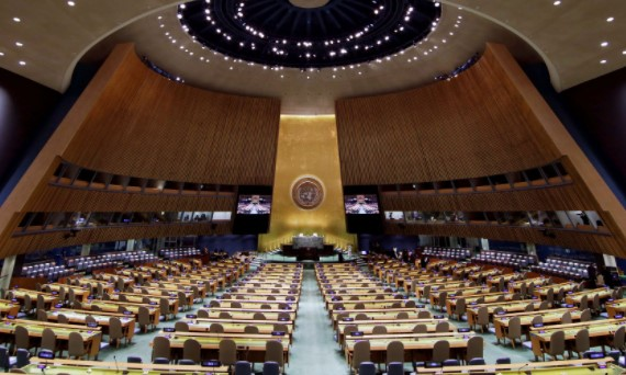 No one from Afghanistan will address world leaders at UN