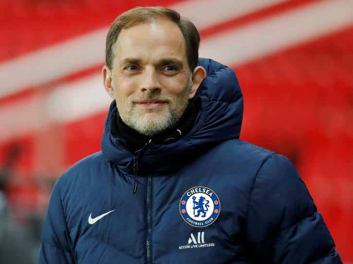 Thomas Tuchel named new Chelsea boss