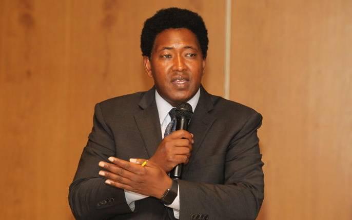 Olekina makes peace with ODM, surrenders Senate post