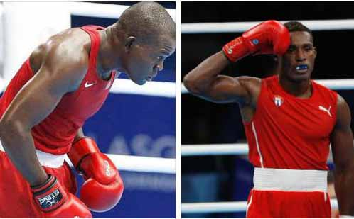 Olympic Games: Kenyan heavyweight boxer Elly Ajowi eliminated