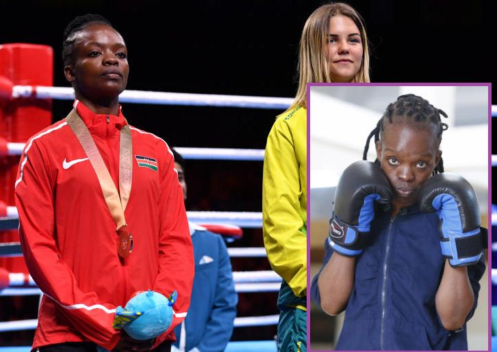 Ongare ready to box her way to stardom during Tokyo Olympics
