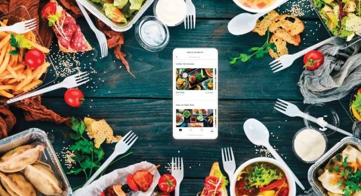 Online food ordering services gaining foothold