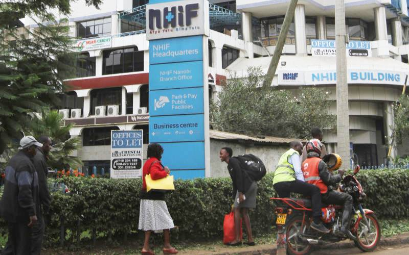 Only public hospitals to get NHIF millions