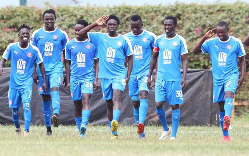 Opiyo shines as Nairobi City Stars edge Western Stima