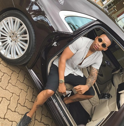 Otile Brown jets off to Ethiopia to reunite with lover Nabayet