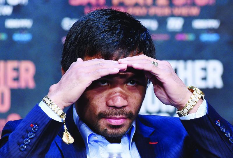 Pacquiao demands Sh4 billion purse for next world title fight