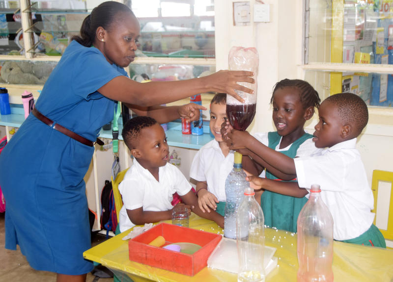 Parents say pupils' workload too heavy and materials expensive