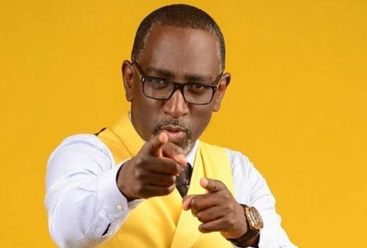 Pastor Burale: Having a side chick does not relieve stress