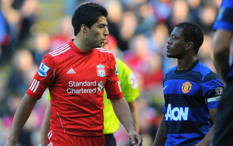 Patrice Evra reveals horrible death threats he received after Suarez racism row