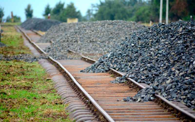 Police recover rail bars, sleepers worth Sh2million in attempted theft on Solai Railway line
