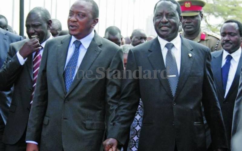 Political debts return to haunt Uhuru as succession race hots up
