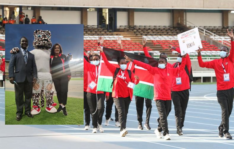 Pomp and color as CS Amina opens Africa Deaflympics qualifiers