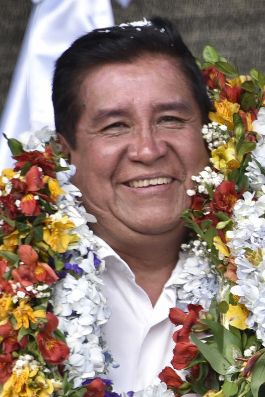 President of Bolivia Football Federation dies at 58