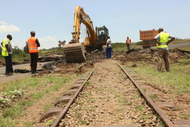 Railway transport sector back on track after decades of neglect