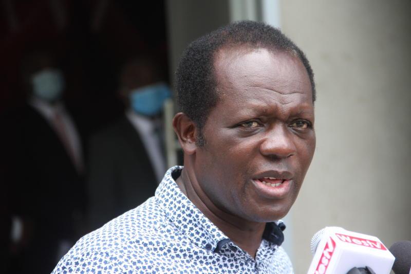 Raphael Tuju says Senate nomination slot belongs to Ogiek