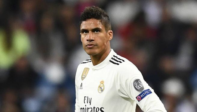 Real Madrid's Varane tests positive for COVID-19, will miss Liverpool game